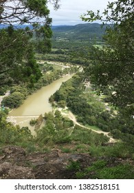 Frio River in Garner State Park, Texas