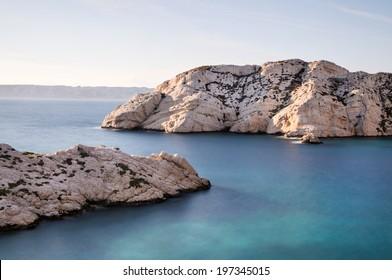 Frioul Island near Marseille