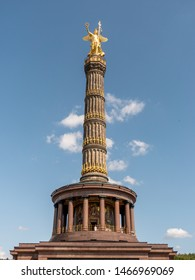 Front of Berlin Victory Column