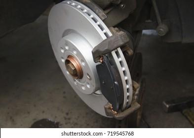Car Brake Pads >> Brake Pads Images Stock Photos Vectors Shutterstock