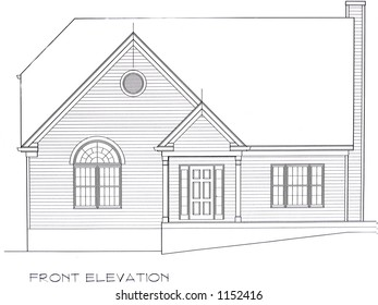 House Elevation Images, Stock Photos & Vectors | Shutterstock