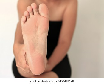 Front Foot Woman