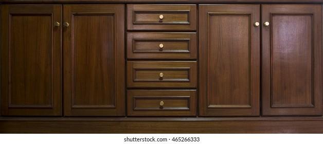 Wood Cabinet Images Stock Photos Amp Vectors Shutterstock