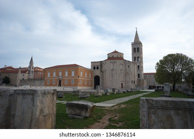 The front site of St.James in Sibenik