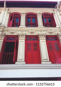 traditional juliet balcony