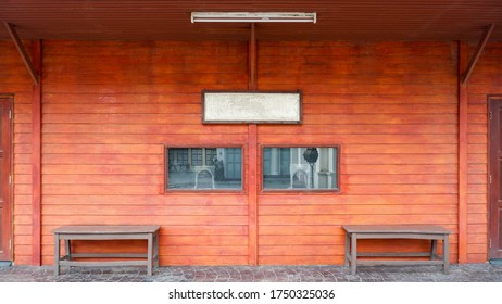 front of wooden house,country style,vintage style.