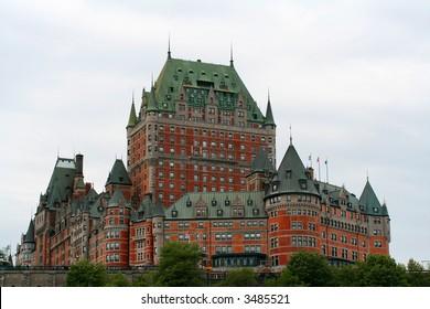 Frontenac Castle (Quebec City)