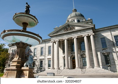 Frontenac County Court House - Kingston - Canada