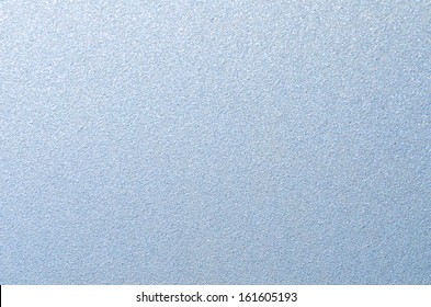 Frosted background.