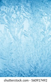 frosted window background