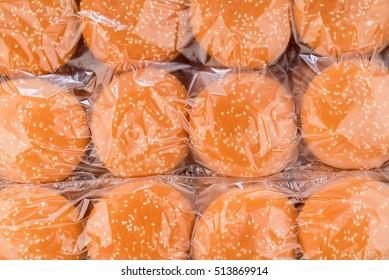 frozen burger buns