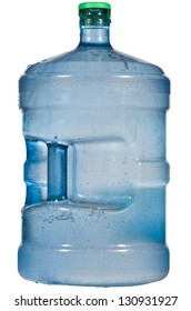 Frozen Crystal Blue 5 Gallon Water Container