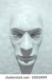 Frozen Face Render