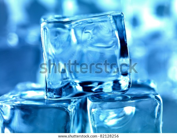 Astonishing Frozen Ice Cubes Isolated On Kitchen Stock Photo Edit Now Pdpeps Interior Chair Design Pdpepsorg