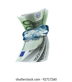 frozen money - frozen finance