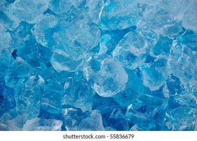 frozen real ice cube background backdrop abstract