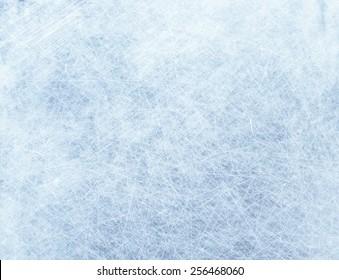 Frozen scratched texture. Grunge concrete background