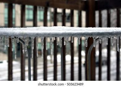 Frozen table