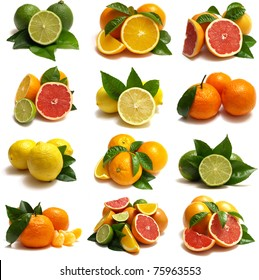 Fruit of citrus