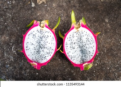 fruit dragon background white food isolated red pink fresh organic tropical sweet exotic nature pitaya healthy cactus pitahaya nutrition ripe raw bright asian fruits delicious