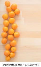 Fruit of the kumquat