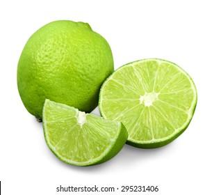 Fruit, lime, citrus.
