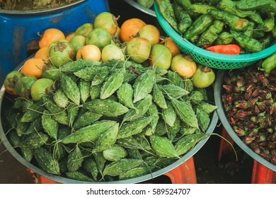 Fruit in Myanmar market