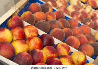 fruit peach casserole