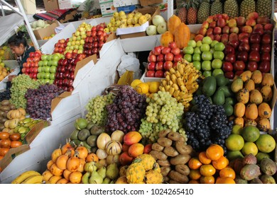 Fruit in Saint Peter´s Market, Cusco