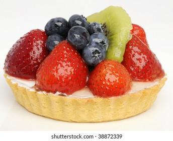 fruit tart pastry