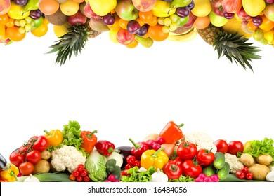 Fruit Borders Vegetable Images Stock Photos Amp Vectors