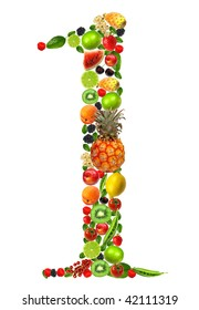 Fruit and vegetable No. 1