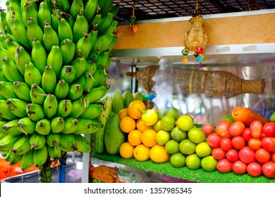 Fruit and Vegetable for Somtam spicy salad