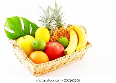 ?Fresh fruits