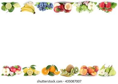 Fruits apple orange apples oranges fruit with copyspace copy space