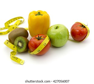 fruits diet meter
