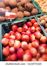 fruits in the market