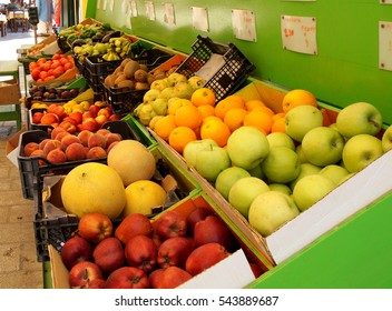 Fruits market