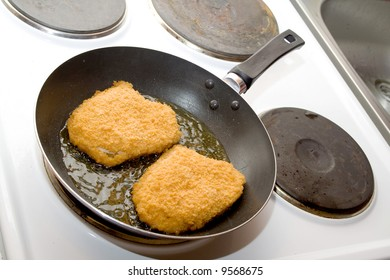 frying chops