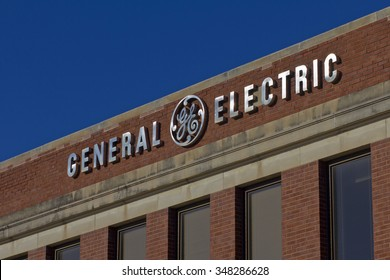 Ft. Wayne, IN - Circa December 2015: General Electric Factory. GE is the world's Digital Industrial Company IV
