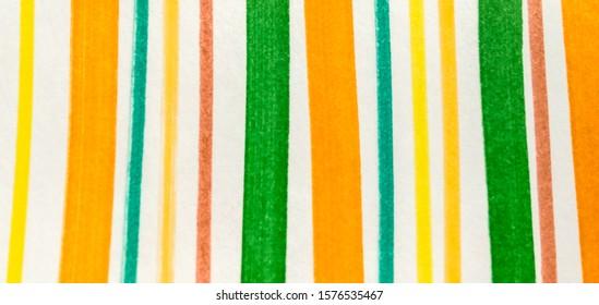 Fuchsia Brown Multicolor Hand Drawn Stroke. Seafoam Lemon Paintbrush Hipster Marker Stripes. Lilac Shibori Pattern Line. Aqua Energetic Positive Marker Stripes Backdrop.