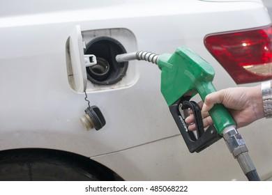 Fuel adding