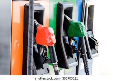 Fuel Pump, Gas Station, Gasoline.