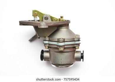 fuel pump low pressure system vehicle power