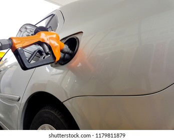 Fuel station service fill energy