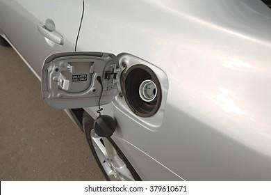 Fuel Tank Open