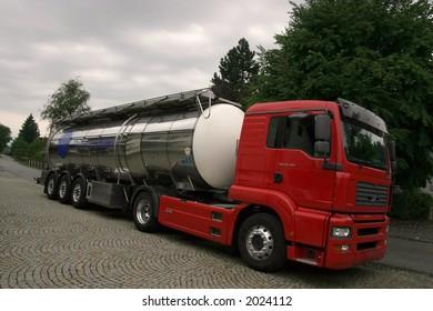 fuel truck