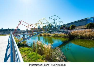 Fuengirola River, Costa del Sol Occidental, Malaga, Andalusia, Spain, Iberian Peninsula