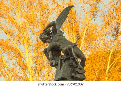 Lucifer Images, Stock Photos & Vectors | Shutterstock