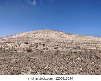 Fuerteventura desert nature